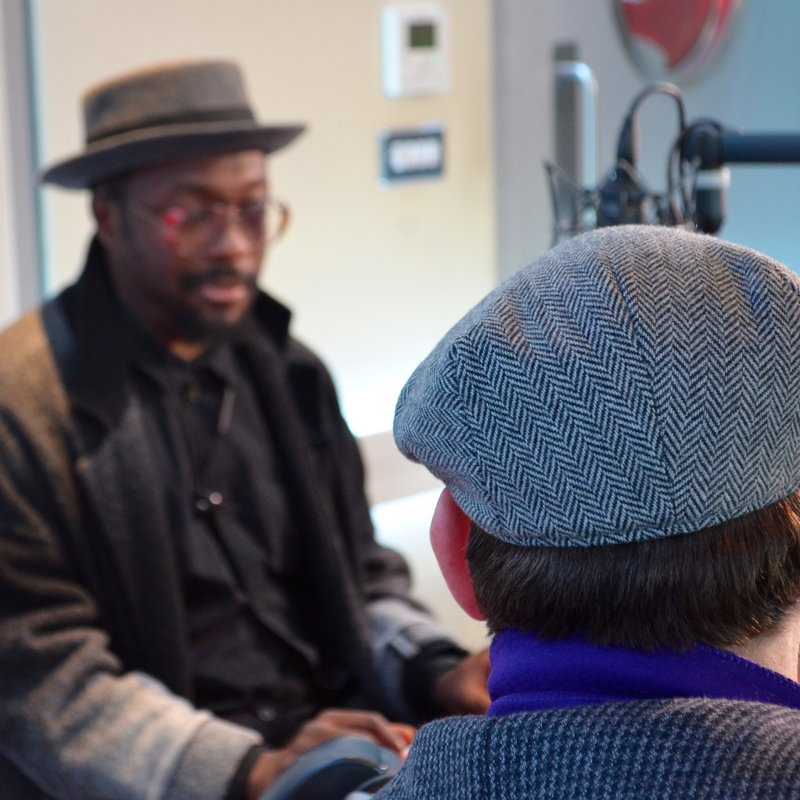 will.i.am on Capital Breakfast with Dave Berry