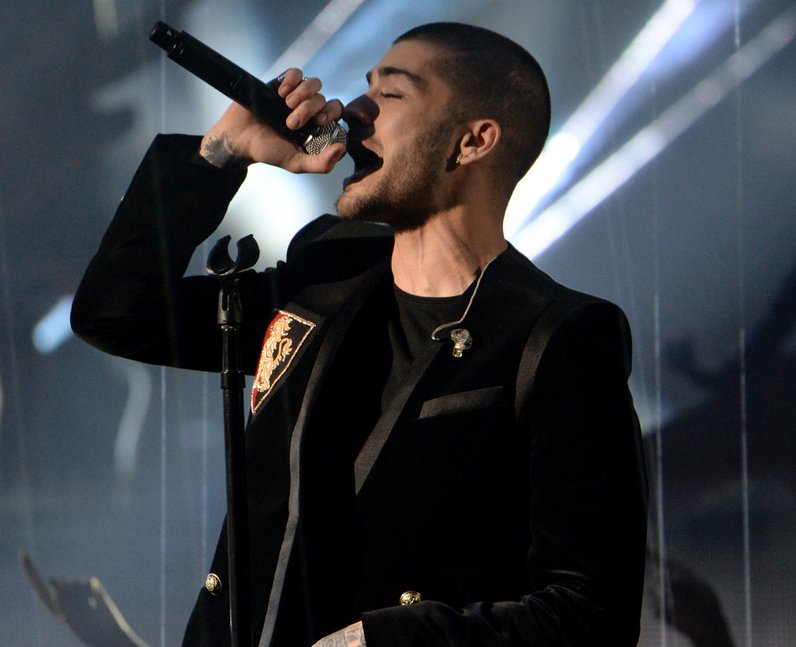 Zayn Malik iHeart Radio Awards