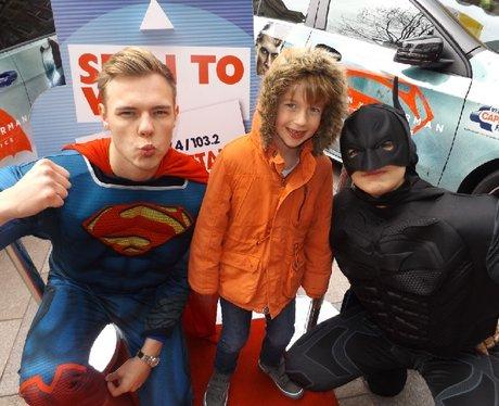 Batman vs Superman At The Hayes