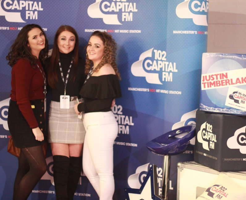 Capital at The Vamps!