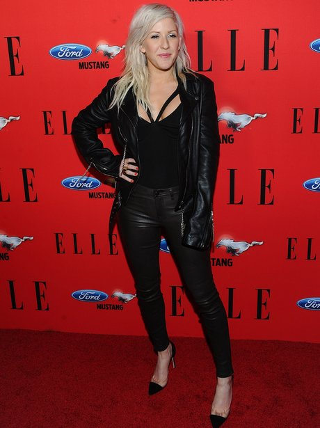 Ellie Goulding body transformation