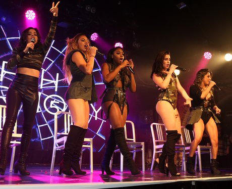 Fifth Harmony perform at G-A-Y