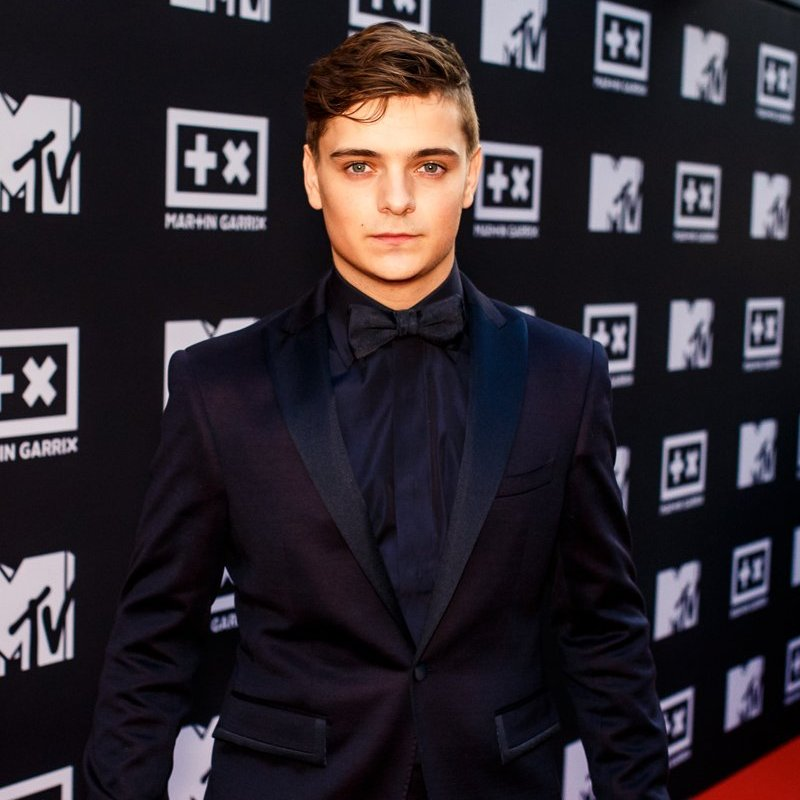 Martin Garrix at the premiere of 'The Ride' documentary in Amsterdam