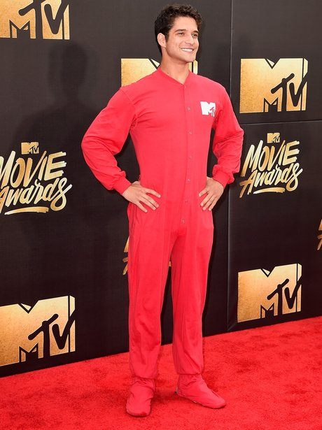 Tyler Posey MTV Movie Awards 2016