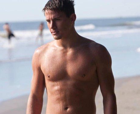 Channing Tatum Body Transformation