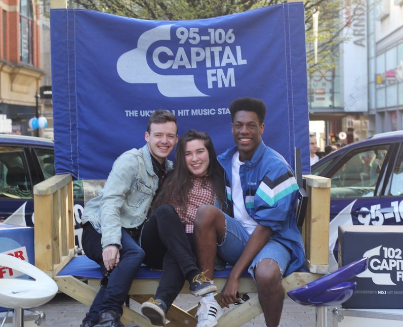 Capital at The MCR Student Spring Break!