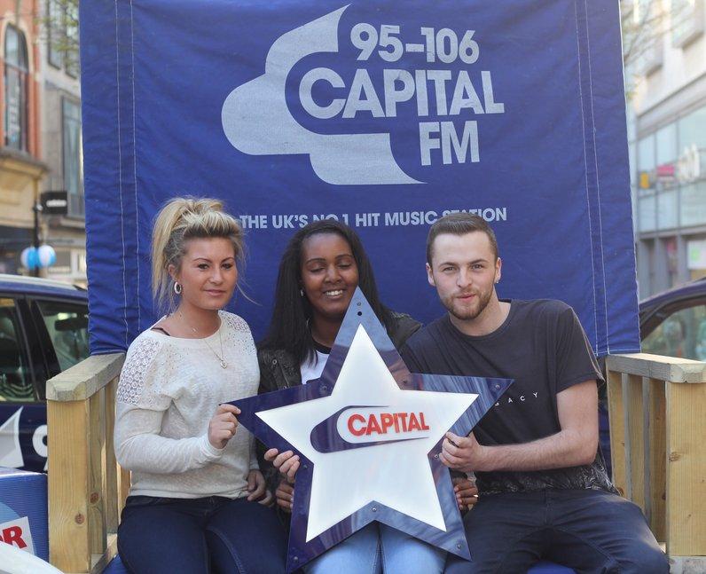 Capital at The MCR Student Spring Break!