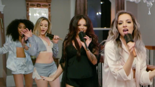 little mix feat sean paul hair capital