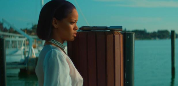 Rihanna Unveils Her Seriously Dark, Sexy  Nsfw New Video -4240