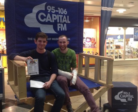 West Quay Student Sessions
