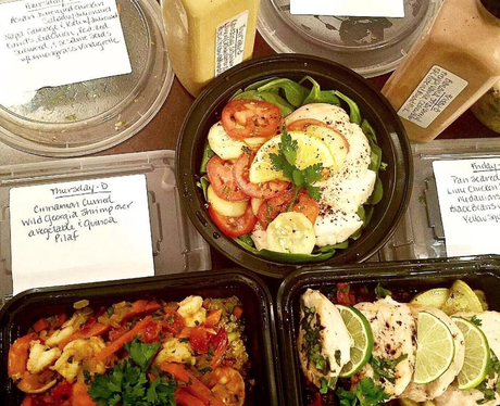 Zac Efron's edible food calendar