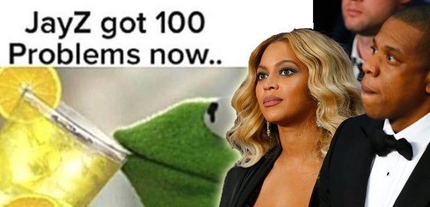 �jay z got 100 problems now� beyonce�s �lemonade� has