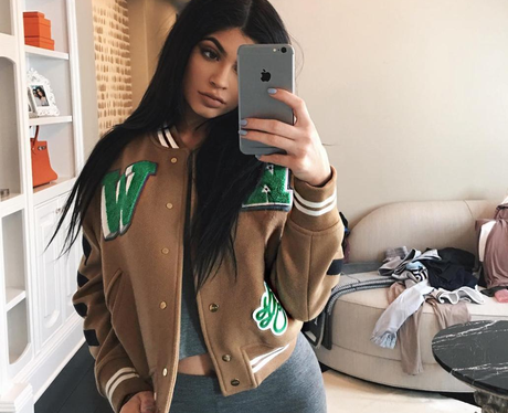 Fashion Moments 30th April Kylie Jenner