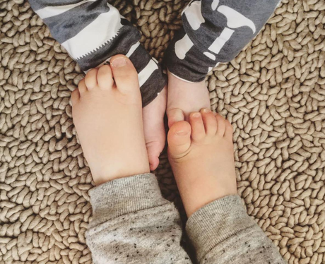 Tom Fletcher posts cute photo of his baby boys