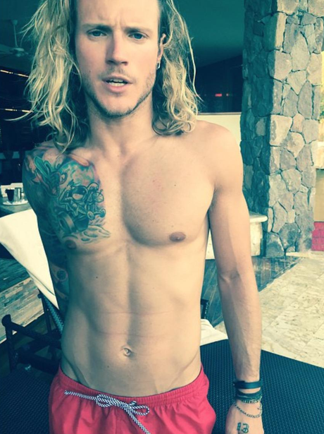 Dougie Poynter Body Transformation