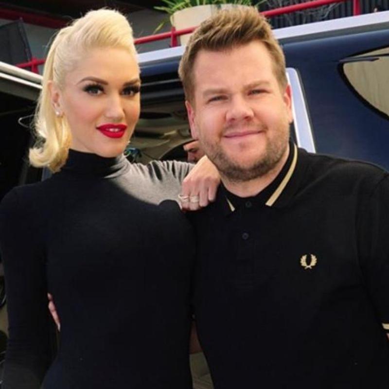 Gwen Stefani and James Corden Carpool Karaoke
