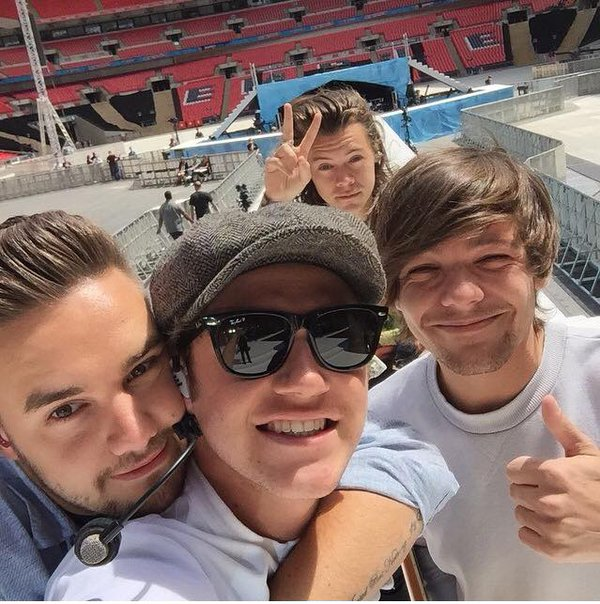 One Direction Summertime Ball 2015