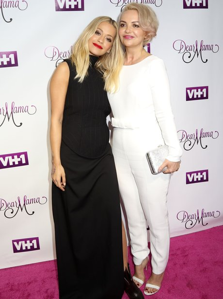Rita Ora takes her Mum to charity event