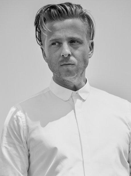 Ryan Tedder for Wonderland magazine