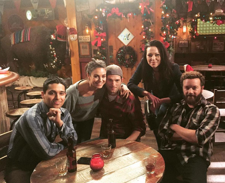 The 70's Show cast reunite