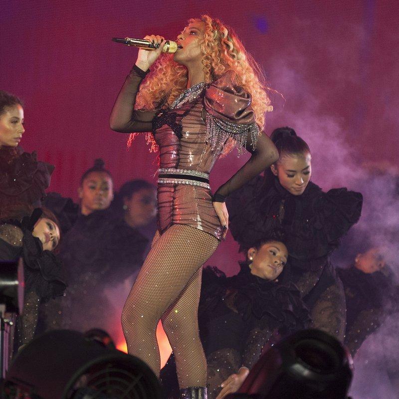 Beyonce Tour 2016