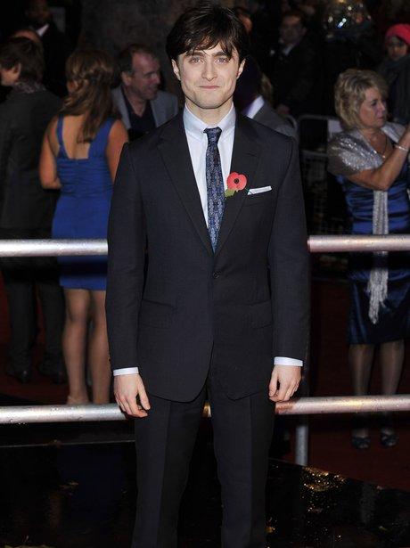 Daniel Radcliffe Transformation