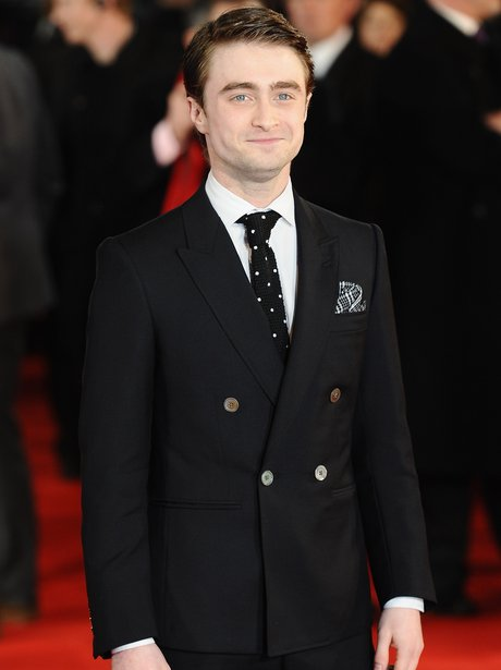 Daniel Radcliffe Transformation