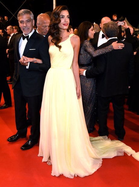 George and Amel Clooney at Cannes Film Festival 20