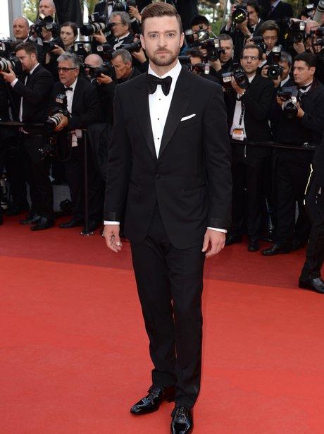 Justin Timberlake Cannes Film Festival