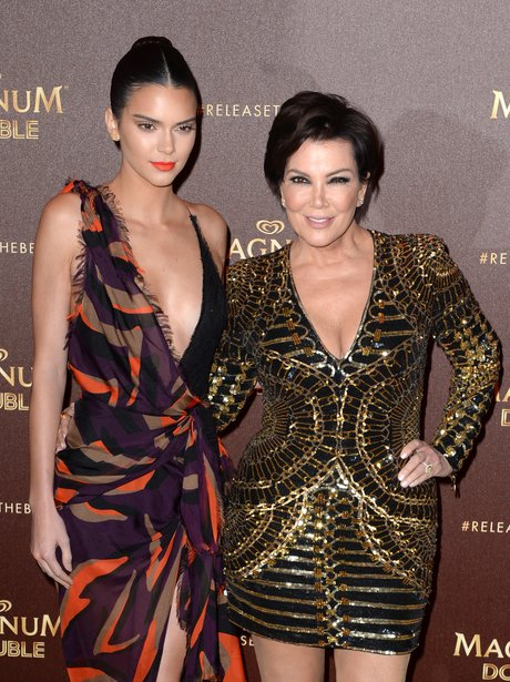 Kendall and Kris Jenner at Cannes Film Festival 20