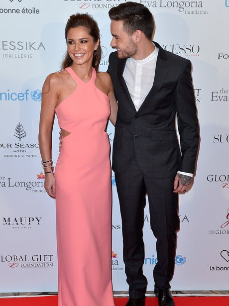 Liam Payne and Cheryl make red carpet debut