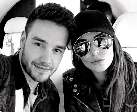 Liam Payne and Cheryl pose for new selfie