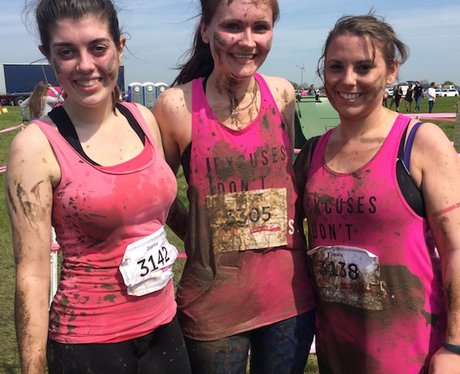 Pretty Muddy Leicestershire!
