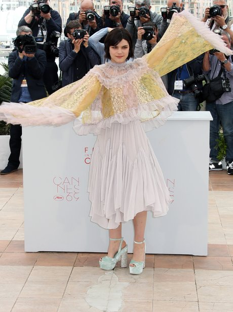 Soko at Cannes Film Festival 2016
