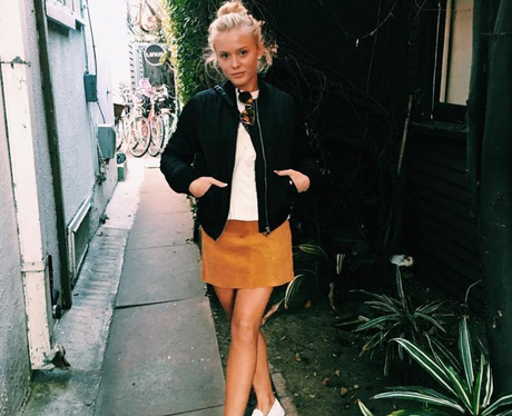 Zara Larsson best instagram photos