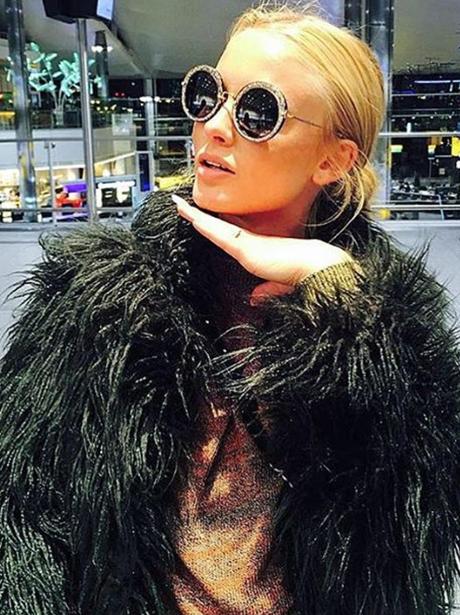 Zara Larsson best instagram photos