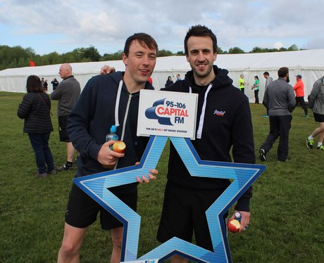 The Street Stars were at the Chester Half Marathon