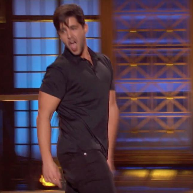 Josh Peck Lip Sync Battle