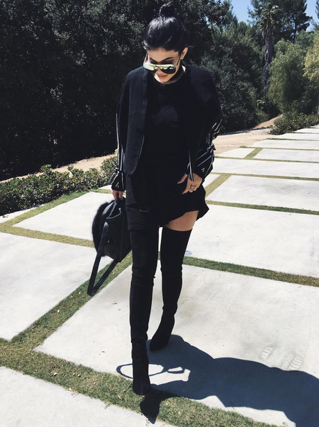 Kylie Jenner looks incredible after Tyga break-up