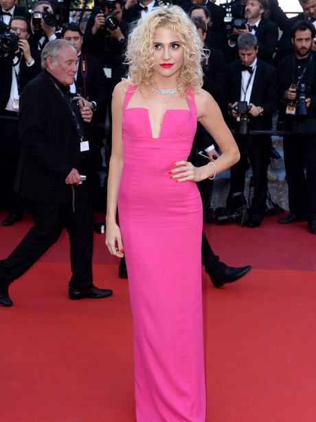 Pixie Lott at Cannes