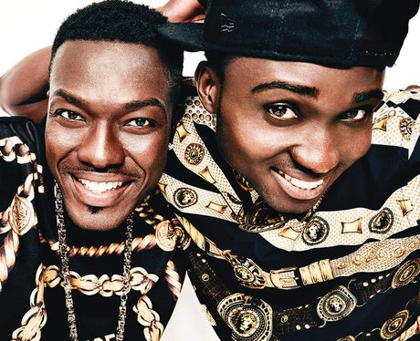 Reggie N Bollie New Girl