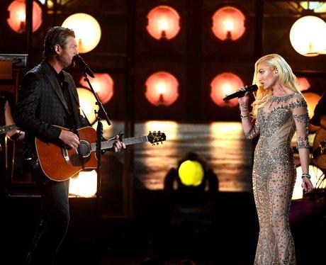 Billboard Music Awards 2016 Blake Shelton Gwen Ste
