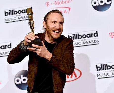 Billboard Music Awards 2016 David Guetta