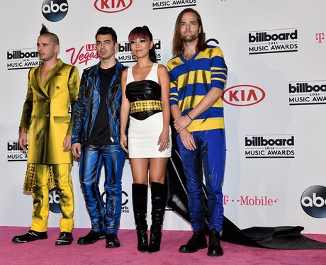 Billboard Music Awards 2016 DNCE