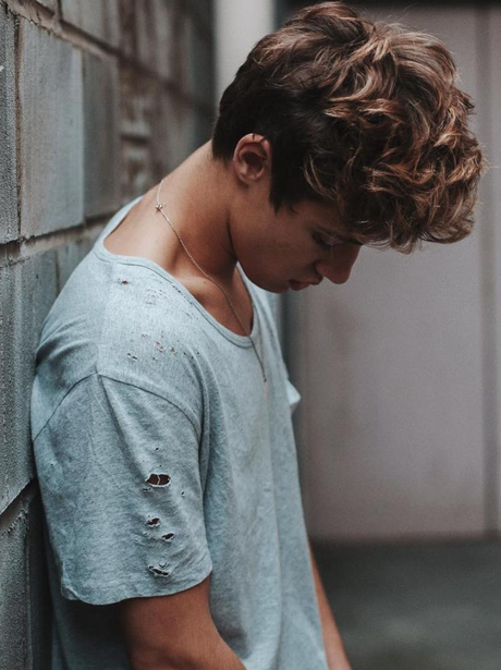Cameron Dallas 'Thinking about you'