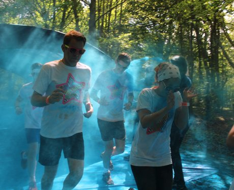 Color Obstacle Rush 2016 Newcastle