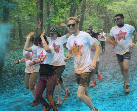 Color Obstacle Rush May 2016 Newcastle