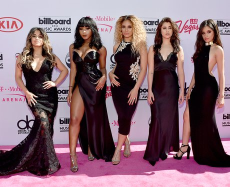Fifth Harmony Billboard Music Awards 2016