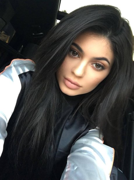 Kylie Jenner poses in a new selfie