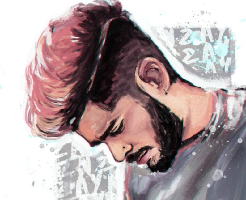 Zayn Fan Art 6